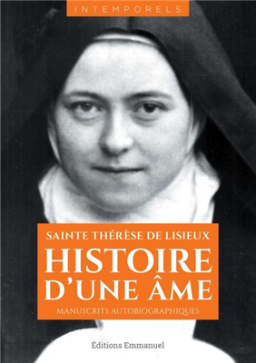 """Résultat de recherche d'images pour """"histoire d'une ame therese de lisieux"""""""