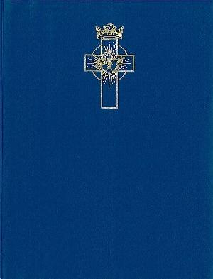 Livre de prières - petit livre bleu (relié)