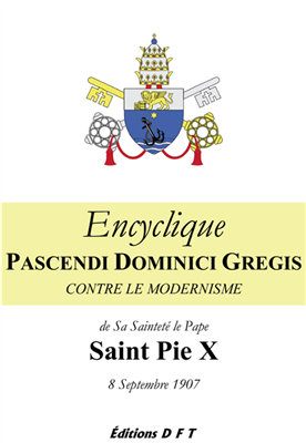 Encyclique Pascendi Dominici Gregis