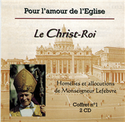 Le Christ-Roi (CD) - Coffret n° 1