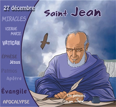 Saint Jean - Un prénom, un saint (CD)