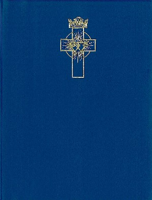 Livre De Prieres Petit Livre Bleu Broche