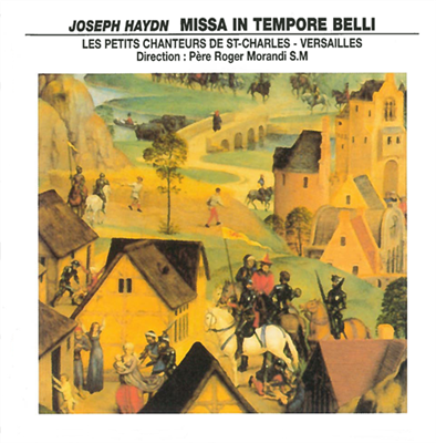 Missa in tempore belli - Messe pour temps de guerre - Joseph Haydn (CD)