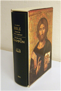 La sainte Bible (Tradution du chanoine Crampon)
