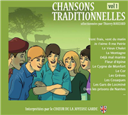 Chantons ! Chansons traditionnelles Vol. 1 (CD)